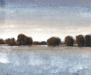 Distant Treeline I by Tim