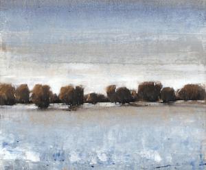Distant Treeline II by Tim