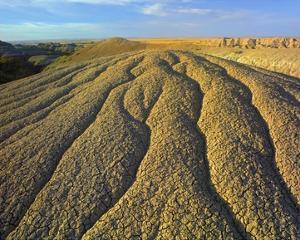 Badlands National Park, South Dakota by Tim Fitzharris