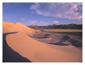 Eureka Dunes, Death Valley National Park, California by Tim Fitzharris