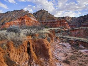 Palo Duro Canyon State Park, Texas by Tim Fitzharris