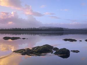 Sunrise at Kopreanof Island, Tongass National Forest, Alaska by Tim Fitzharris