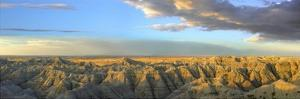 White River Overlook, Badlands National Park, South Dakota by Tim Fitzharris