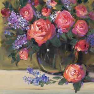 Floral Still Life I by Tim