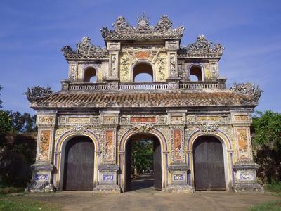 Hien Nhan Gate, Hue, Vietnam