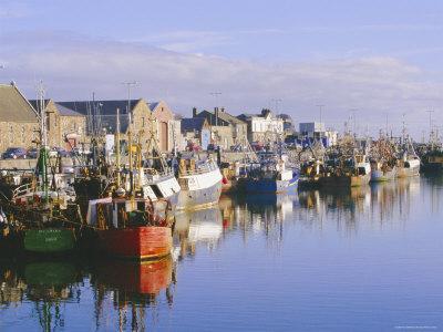 Howth Harbour, Dublin, Ireland/Eire
