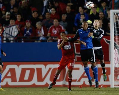 Mls: San Jose Earthquakes at FC Dallas by Tim Heitman