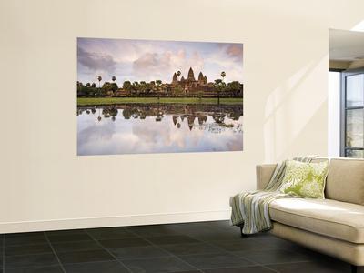 Angkor Wat and its Reflection