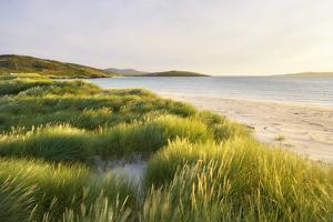 Coastal Scenic, Sound of Taransay, Isle of Harris, Outer Hebrides, Scotland by Tim Hurst