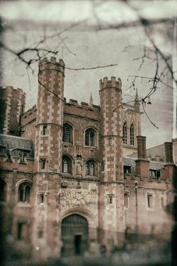 Cambridge University by Tim Kahane