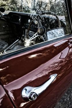 E-Type Jaguar by Tim Kahane