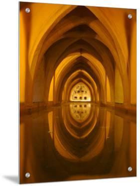 Golden Arch Hallway by Tim Kahane