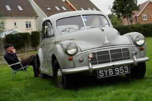 Morris Minor by Tim Kahane
