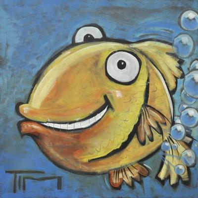 Farting Fish by Tim Nyberg