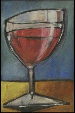 Glass of Red by Tim Nyberg