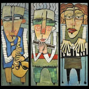Jazz Trio by Tim Nyberg
