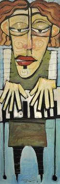 Keyboard Player by Tim Nyberg
