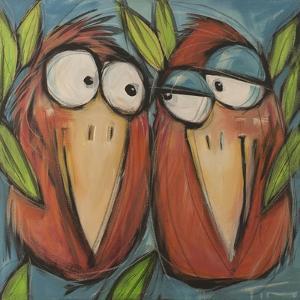 Love Birds by Tim Nyberg