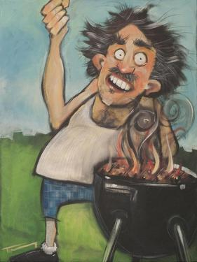 Madman with Grill by Tim Nyberg
