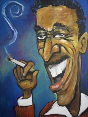 Sammy Davis Jr. by Tim Nyberg