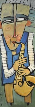 Saxophone Player by Tim Nyberg