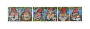 Six Gnomes 1 by Tim Nyberg