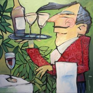 The Wine Steward by Tim Nyberg