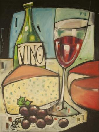 Wine and Cheese Please by Tim Nyberg