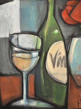 Wine Bottled Poetry by Tim Nyberg