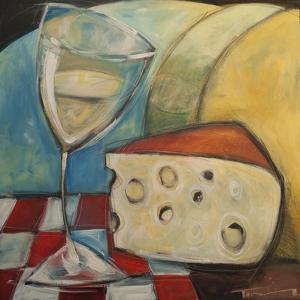 Wine Wedge and Wheel by Tim Nyberg