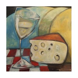 Wine Wedge and Wheel by Tim Nyberg