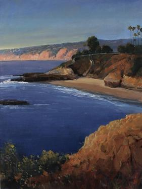Cliff Scene by Tim O'toole
