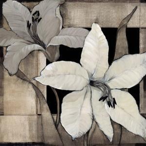 Dramatic Lily Grid II by Tim O'toole