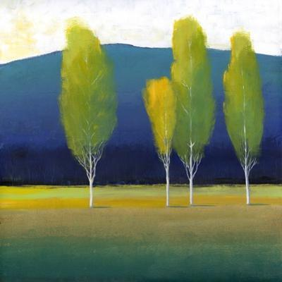 Glowing Trees I by Tim O'toole