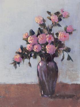 Soft Lit Roses I by Tim O'toole