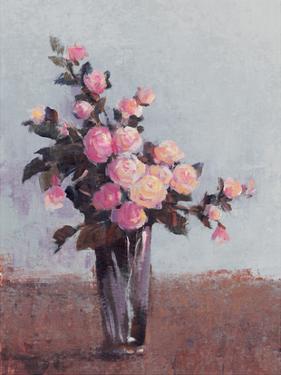 Soft Lit Roses II by Tim O'toole