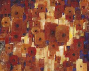 Transitional Poppies I by Tim O'toole