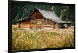 Teton Barn by Tim Oldford