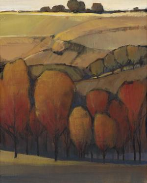 On the Ridge I by Tim