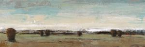 Flat Land I by Tim OToole