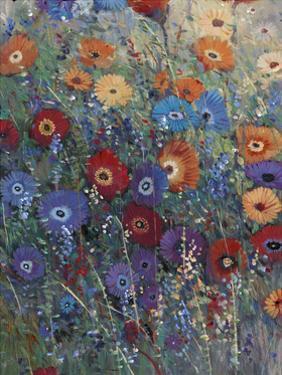 Flower Patch I by Tim OToole