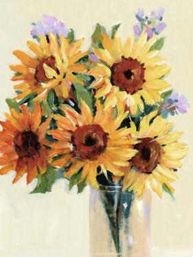 Fresh Cut Flowers I by Tim OToole