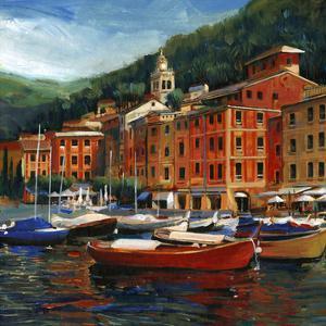 Italian Village I by Tim OToole