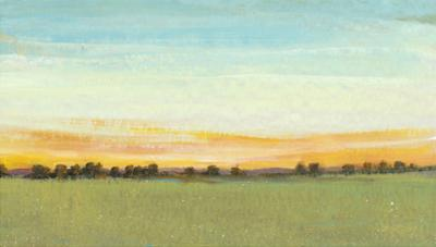 Morning in the Meadow I by Tim OToole
