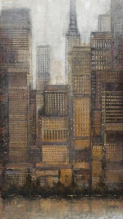 Uptown City I by Tim OToole