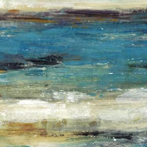 Sea Breeze Abstract I by Tim