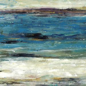 Sea Breeze Abstract II by Tim