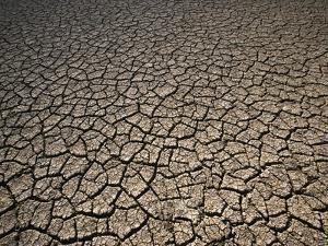 Eroding Ground of Desert by Tim Tadder
