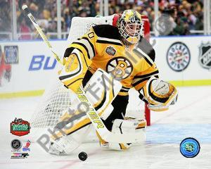 Tim Thomas 2010 NHL Winter Classic