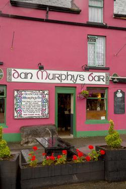 Dan Murphy's Bar in Sneem by Tim Thompson